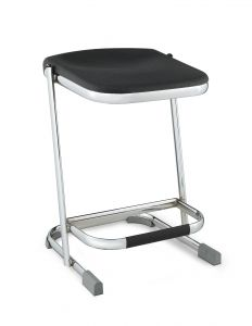 "Stacking Elephant Z-Stool with Blow Molded Seat - 22"" Seat Height"
