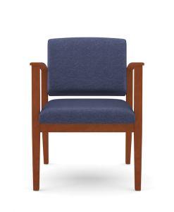 Lesro Amherst Wood® 300 LB Guest Chair