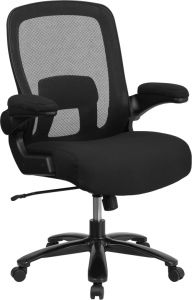 Husky Office® Big & Tall 500 lb Capacity Swivel Task Chair