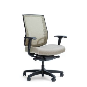 SitOnIt Focus Large & Tall 400 LB 24/7 Task Chair with Seat Slider