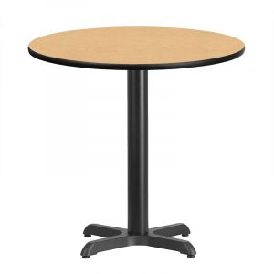 """HUSKY Seating® Heavy Duty Commercial Restaurant Table - Table Height-30"""" D"""