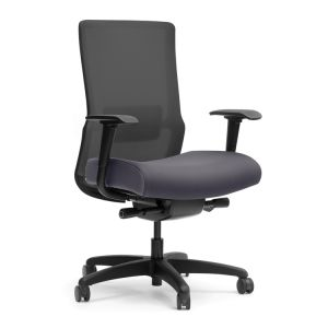 SitOnIt Novo Large & Tall 400 LB 24/7 Task Chair with Seat Slider